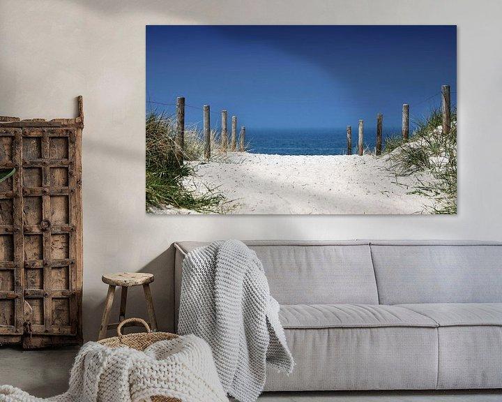 Impression: Traversée des plages sur Frank Herrmann