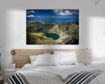 Rila-Seen von Antwan Janssen