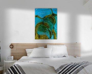 abstract na lichte vorst 4 van Peter van Mierlo