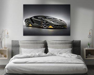 Centenaire Lamborghini, Italie. sur Gert Hilbink