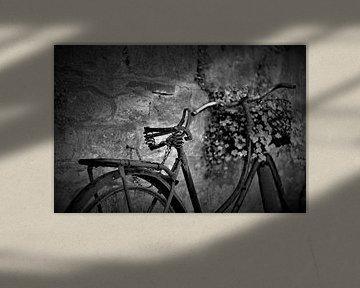 Altes Fahrrad von Joel Houbrigts
