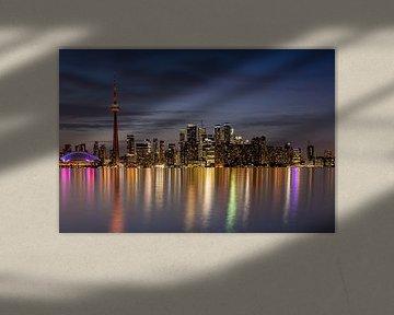 Toronto in Canada van Roland Brack