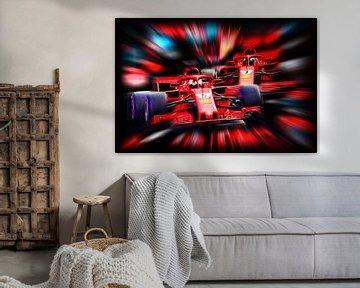 Vettel - Raikkonen