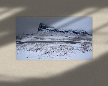 Winter in Island von Alexander Ludwig