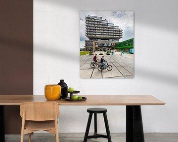 Zyklisch durch die Stadt von Peter Hooijmeijer
