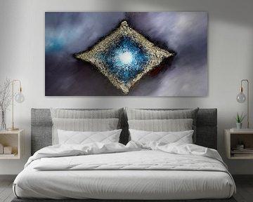 Diamant von Gena Theheartofart