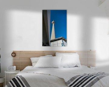 Fernsehturm in Berlin von Heiko Kueverling