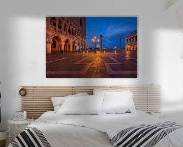 San Marco plein van Andy Luberti
