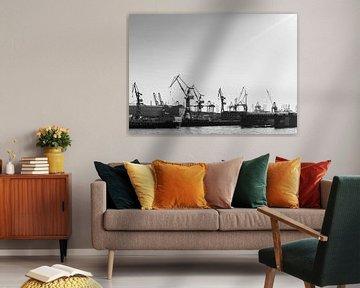 Hamburger Hafen von eric joosten