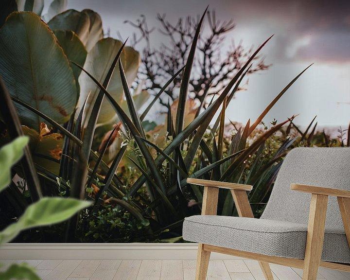 Beispiel fototapete: Farben von Mutter Natur von Marscha van Druuten