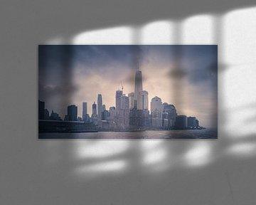 Downtown Manhattan van Dennis Donders