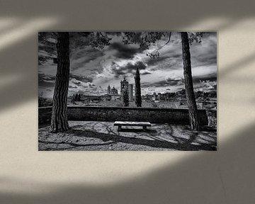 Castello Bergamo von Rob Boon