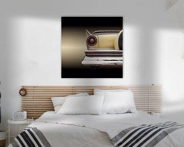 Canadese oldtimer 1957 Rideau 500 van Beate Gube