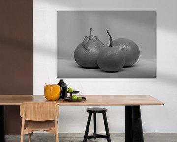 Trio Mandarinen von Maikel Brands