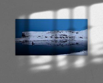 ijsberg van Renske van der Leij