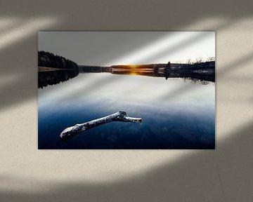 Time-out bij het meer van Oliver Henze