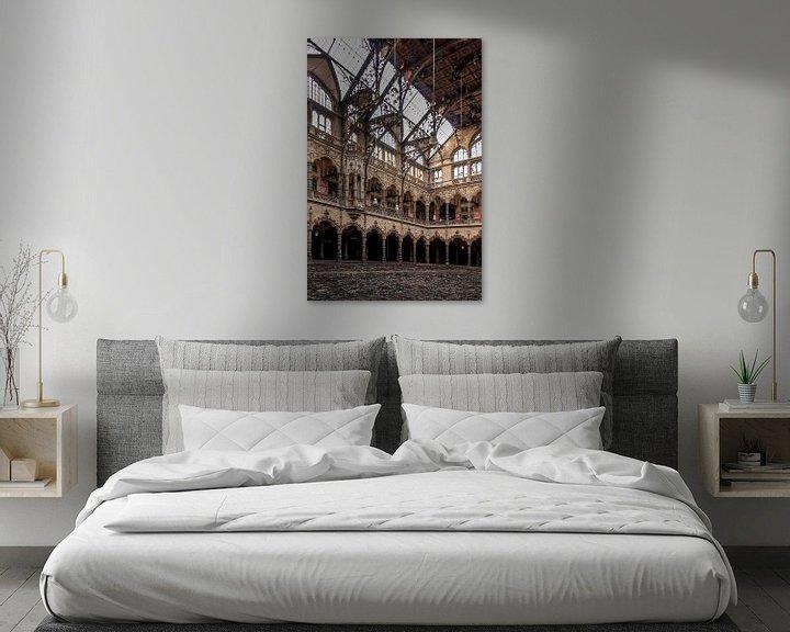 Beispiel: Verlassene Chambre du Commerce von Frans Nijland