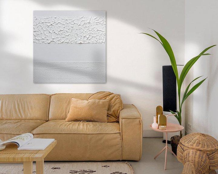 Beispiel: Weiß Textur von MDRN HOME