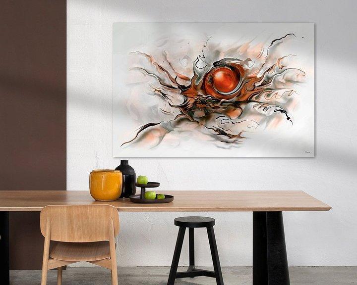 Beispiel: Akbstrakte moderne Kunst von Stefan teddynash