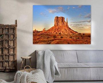 Monument Valley Roadtrip West Amerika von Bart Schmitz