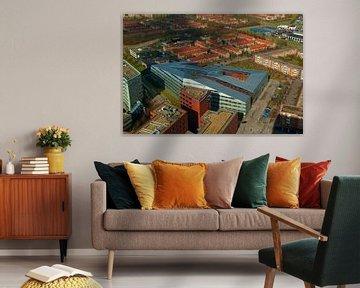 Almere vom WTC von Brian Morgan