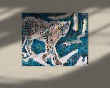 Sehen Sie einen Leoparden von ART Eva Maria
