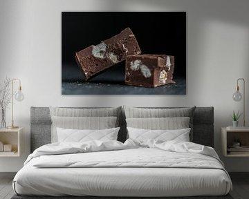 Heerlijke hazelnootchocolade, puur geluk van Josephine Huibregtse