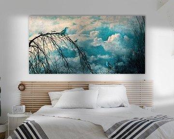 HEAVENLY BIRDS III-B1-Panorama von Pia Schneider