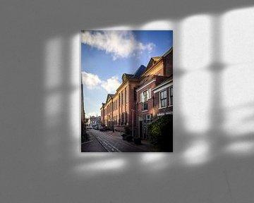Lange Scheistraat Leiden van Dirk van Egmond