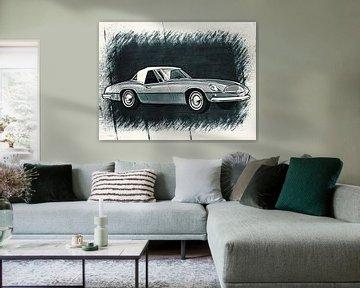 1963 Jeep Conceptcar von Ted Sluymer
