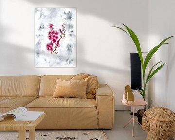 Kirschblüten von Sandra Steinke