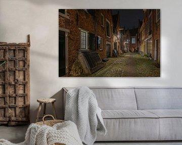 Kuiperspoort Middelburg van Diana Mieras
