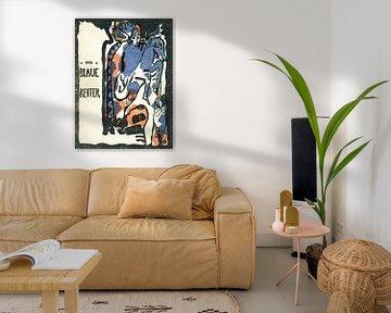 Der Blaue Reiter - Franz Marc en Wassily Kandinsky, 1912