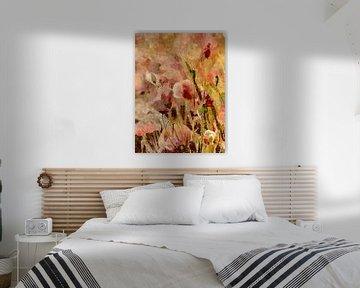 Meine Lieblingsblume - Mohn von Andreas Wemmje