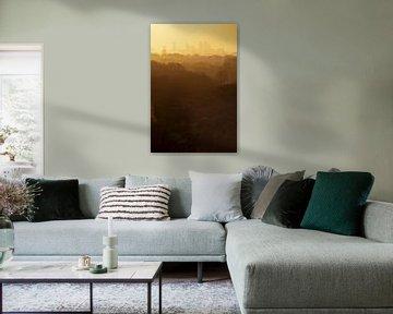 Skyline Den Haag von Michel Mees
