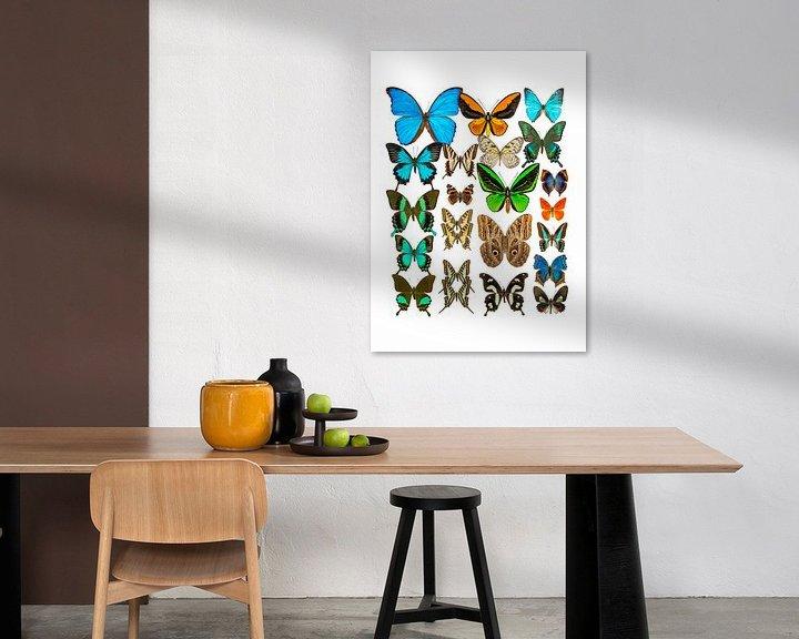 Sfeerimpressie: Collectie Vlinders van Marielle Leenders