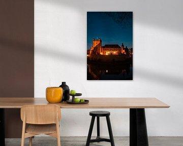 Schloss Haus Bergh unter den Sternen von Marco Scheurink