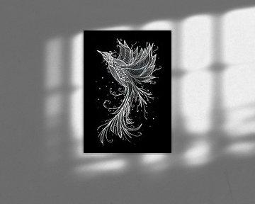 Rising Phoenix von ZeichenbloQ