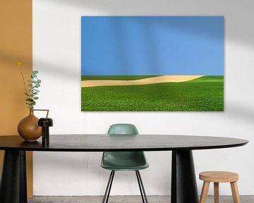 Paysage Culturel #12 van Floris Kok