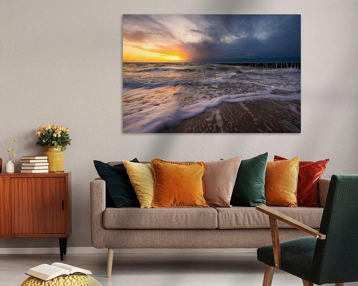 Sfeerimpressie: Tidal Wave van Thom Brouwer