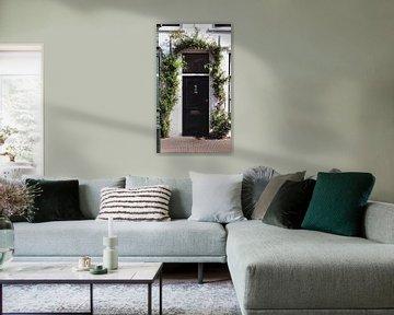 Haustür Kunst mit Natur von DaniellesArt