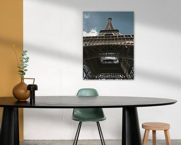 Pariser Eiffelturm von DaniellesArt