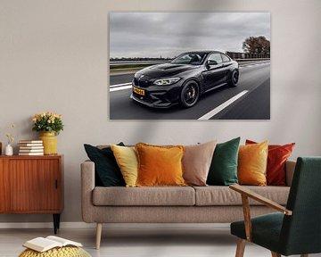 BMW M2 CS van Bas Fransen