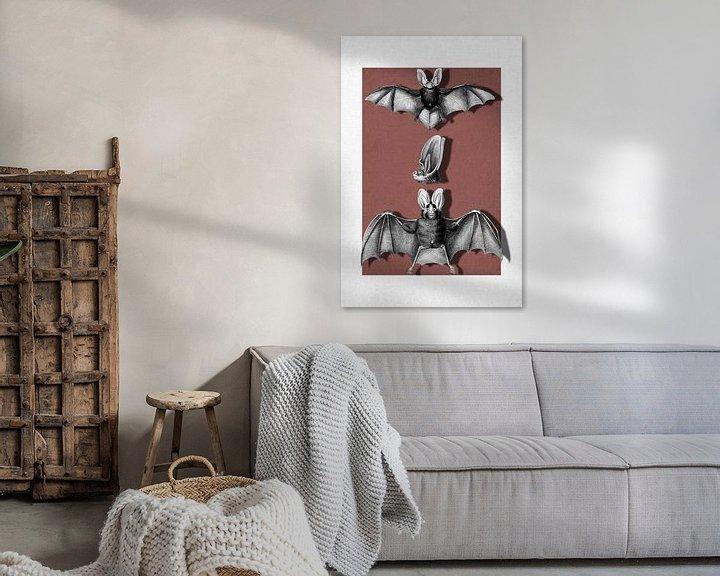 Sfeerimpressie: Les Chauves-Souris de Charles van Marja van den Hurk