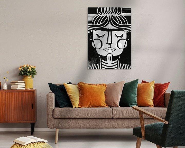 Beispiel: Dreaming Frida von treechild .