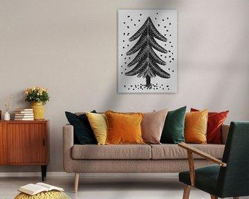 dennenboom van treechild .