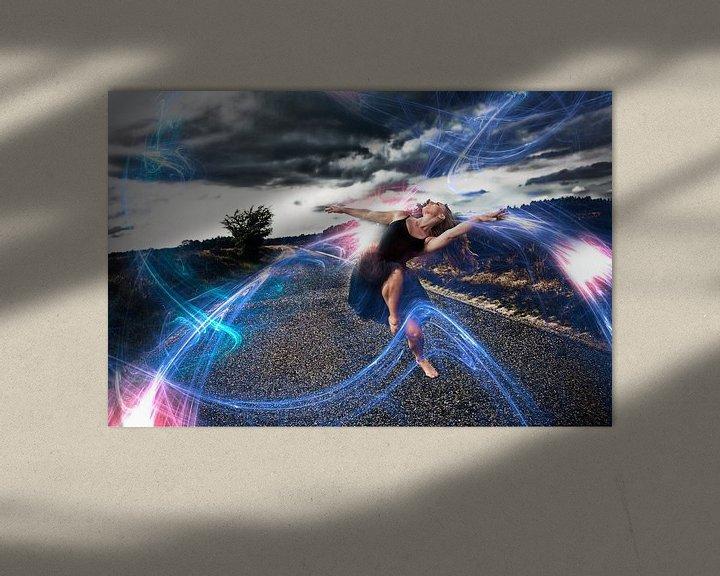 Sfeerimpressie: Ballet flash dance van Chau Nguyen