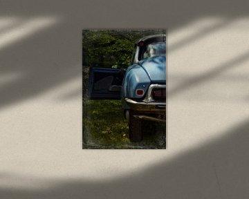 Citroën ID 19 Retro van Wim Schuurmans