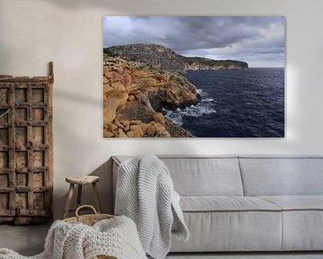 De kust van Malta van Sander Hekkema
