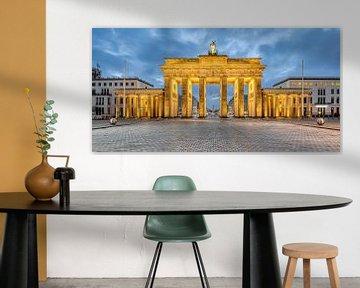 Brandenburger Tor Berlin von Michael Valjak